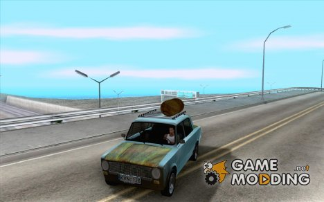 ВАЗ 2101 RAT LOOK for GTA San Andreas