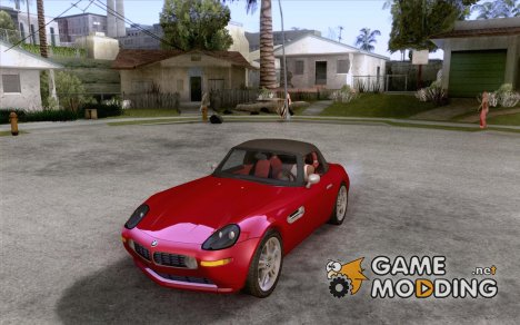 BMW Z8 for GTA San Andreas