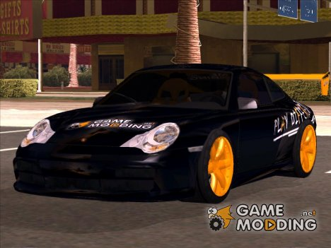 GameModding Porsche GT3 для GTA San Andreas