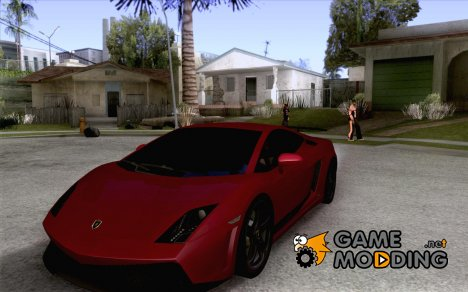 Lamborghini Gallardo LP 570 4 Superleggera for GTA San Andreas