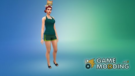 Котик for Sims 4