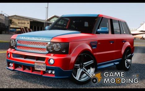 Range Rover Sport Kahn Tuning 2010 for GTA 4
