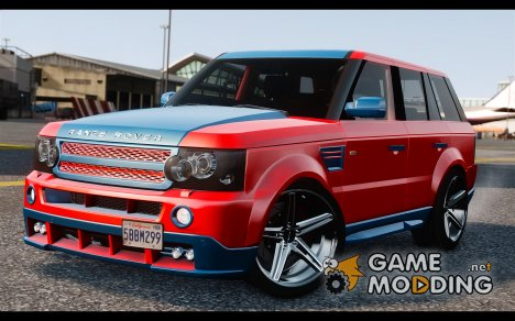 Range Rover Sport Kahn Tuning 2010 для GTA 4