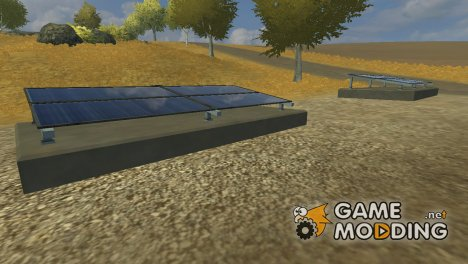 Солнечная батарея для Farming Simulator 2013
