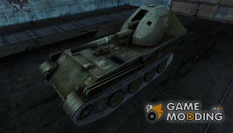 Шкурка для Gw-panther for World of Tanks