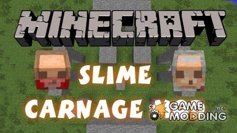 Slime Carnage (World) for Minecraft