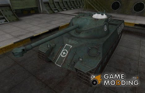 Зоны пробития контурные для Lorraine 40 t для World of Tanks