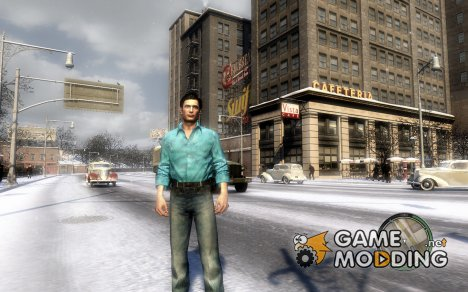 Стиль GTA Vice City for Mafia II