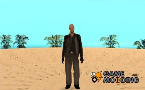 Итальянский мафиози for GTA San Andreas