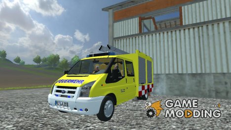 TSF W Ford Transit for Farming Simulator 2013