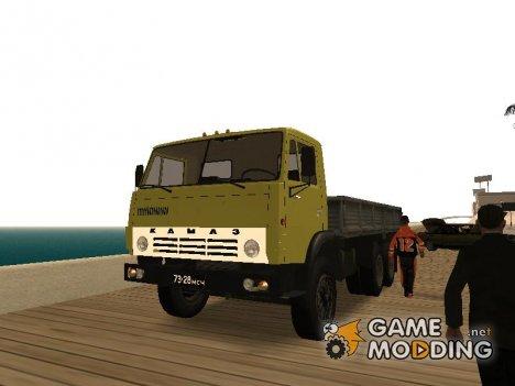 КамАЗ 5320 для GTA San Andreas