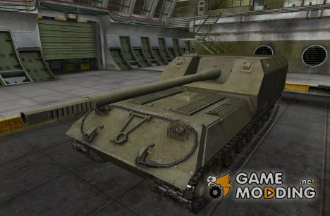 Ремоделинг для Объект 263 для World of Tanks