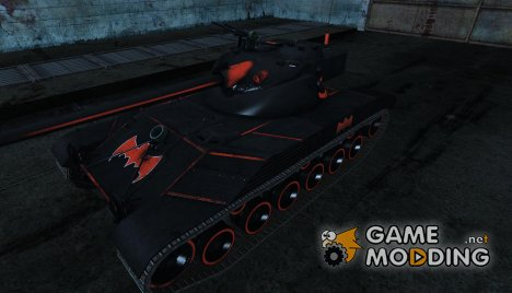 Шкурка для Bat Chatillon 25 t №3 для World of Tanks