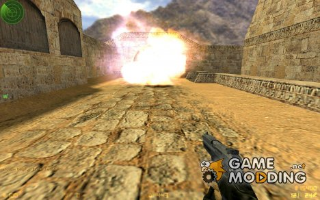 Remixed DS Explosions для Counter-Strike 1.6