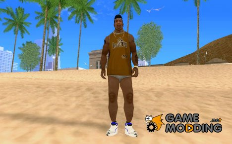G6III Reebok Sneakers for GTA San Andreas