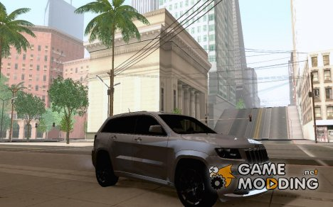 2012 Jeep Grand Cherokee SRT-8 для GTA San Andreas
