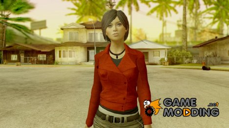 Chloe Frazer (Uncharted 3) for GTA San Andreas