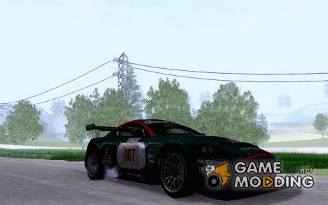 Aston Martin DBR9 for GTA San Andreas