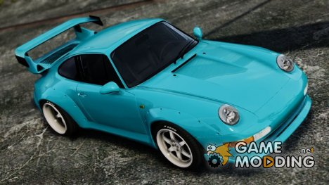 Porsche 993 GT2 1996 for GTA 4