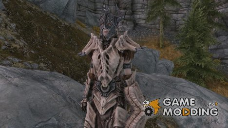 Light Dragonplate Armor для TES V Skyrim
