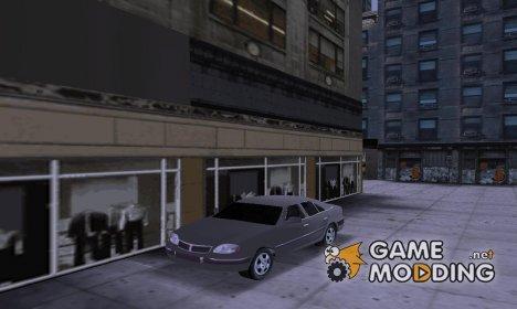 ГАЗ 3111 для GTA 3