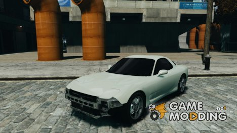 Mazda RX-7 v1 for GTA 4