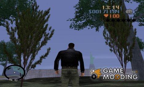 Реалистичная растительность for GTA 3