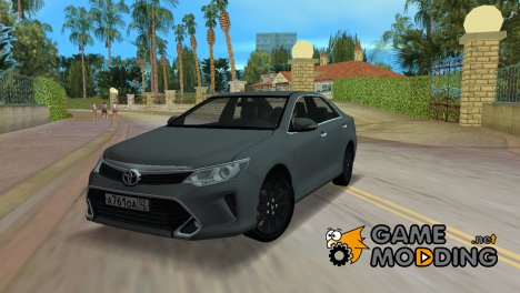 Toyota Camry 2016 for GTA Vice City