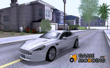 Aston Martin Rapide 2010 V1.0 for GTA San Andreas