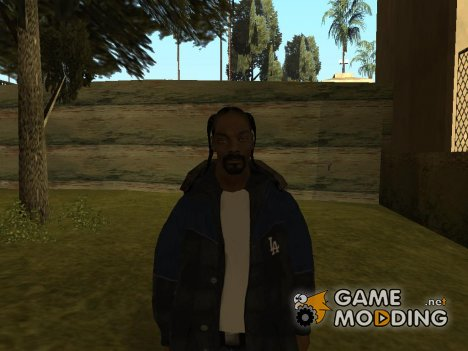 Snoop Dogg for GTA San Andreas