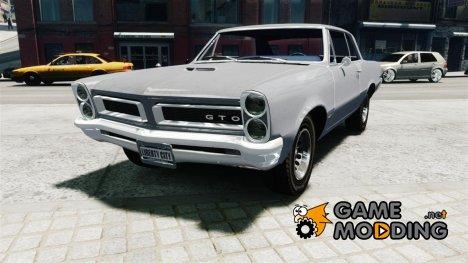 Pontiac GTO v1.1 для GTA 4