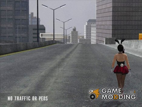 No traffic or peds for GTA San Andreas