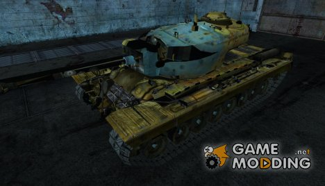 "T29 ""Chameleon"" (проекта King of Hill) for World of Tanks"