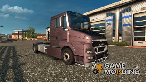 MAN TGX Longline v 1.2 for Euro Truck Simulator 2