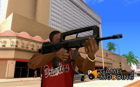 FAMAS for GTA San Andreas