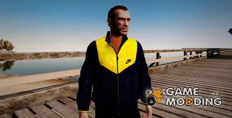 Ветровка Nike for GTA 4