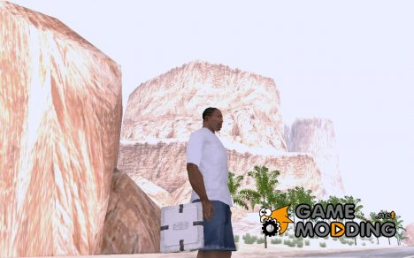 Взрывчатка из cod mw2 for GTA San Andreas