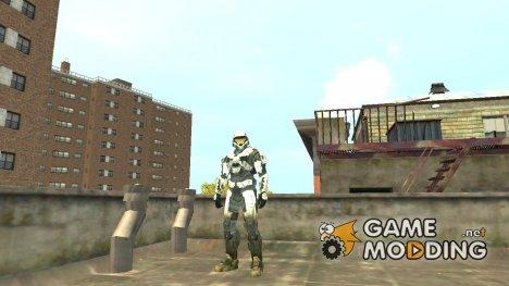 Halo Reach Spartan для GTA 4
