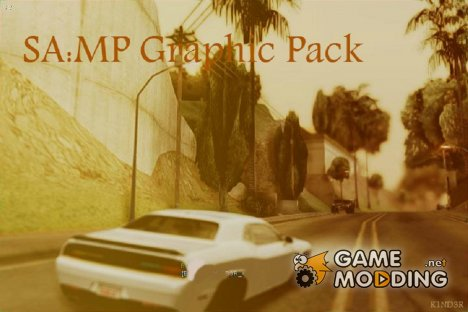 SA:MP Graphic pack for GTA San Andreas