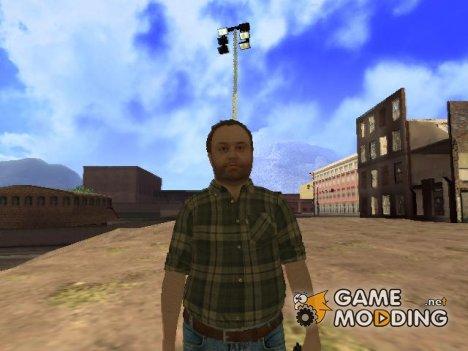 Lester Crest из GTA V for GTA San Andreas