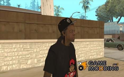 Lil Wane for GTA San Andreas
