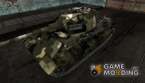 Шкурка для E-75 for World of Tanks