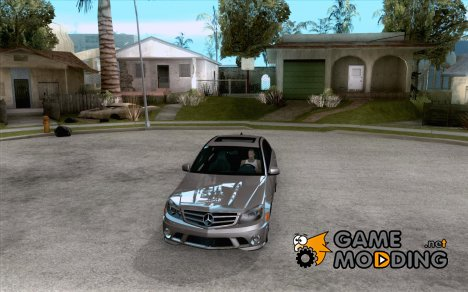 Mercedes-Benz C36 AMG for GTA San Andreas