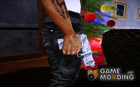"""H&K USP """"Буран"""" из Warface для GTA San Andreas"""