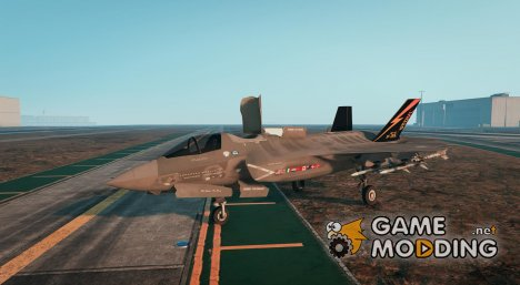 F-35B Lightning II (VTOL) for GTA 5