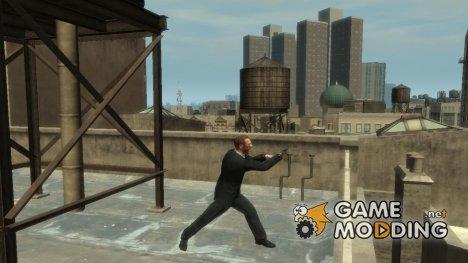 Дробовик-бита для GTA 4