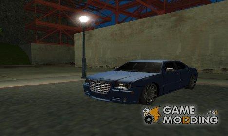NFS:CARBON для GTA San Andreas