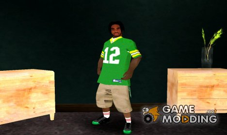 Новый парень с Грув v2 для GTA San Andreas