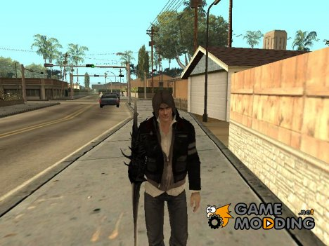 Prototype for GTA San Andreas
