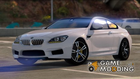 2013 BMW M6 F13 Coupe 1.0b для GTA 5